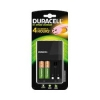 Batteriladd Duracell 4h charge