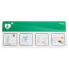 Skylt AED Awareness Placard gr