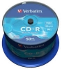 CD-R Verbatim Cakebox50/fp