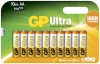 Batteri GP Ultra AA/LR6 10/fp