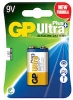 Batteri GP Ultra Plus 9V 1/fp