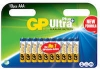 Batteri GP Ultra Plus AAA 10/f