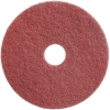 "TASKI Twister Pad 16"" Red W1"