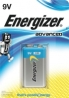 Batteri Energizer Advanced 9V