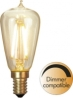 LED-lampa E14 ST38 Soft Glow