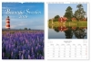 Väggkalender Beautiful Sweden.