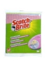 Svampduk Scotch-Brite     3/fp
